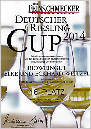 Riesling-Cup 2014