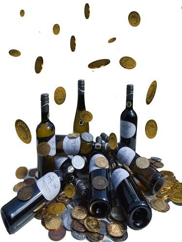 Medaillenregen für die Bioweine aus unserem Weingut