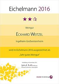 Eichelmann 2016