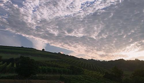 Sonnenaufgang im Bockstein
